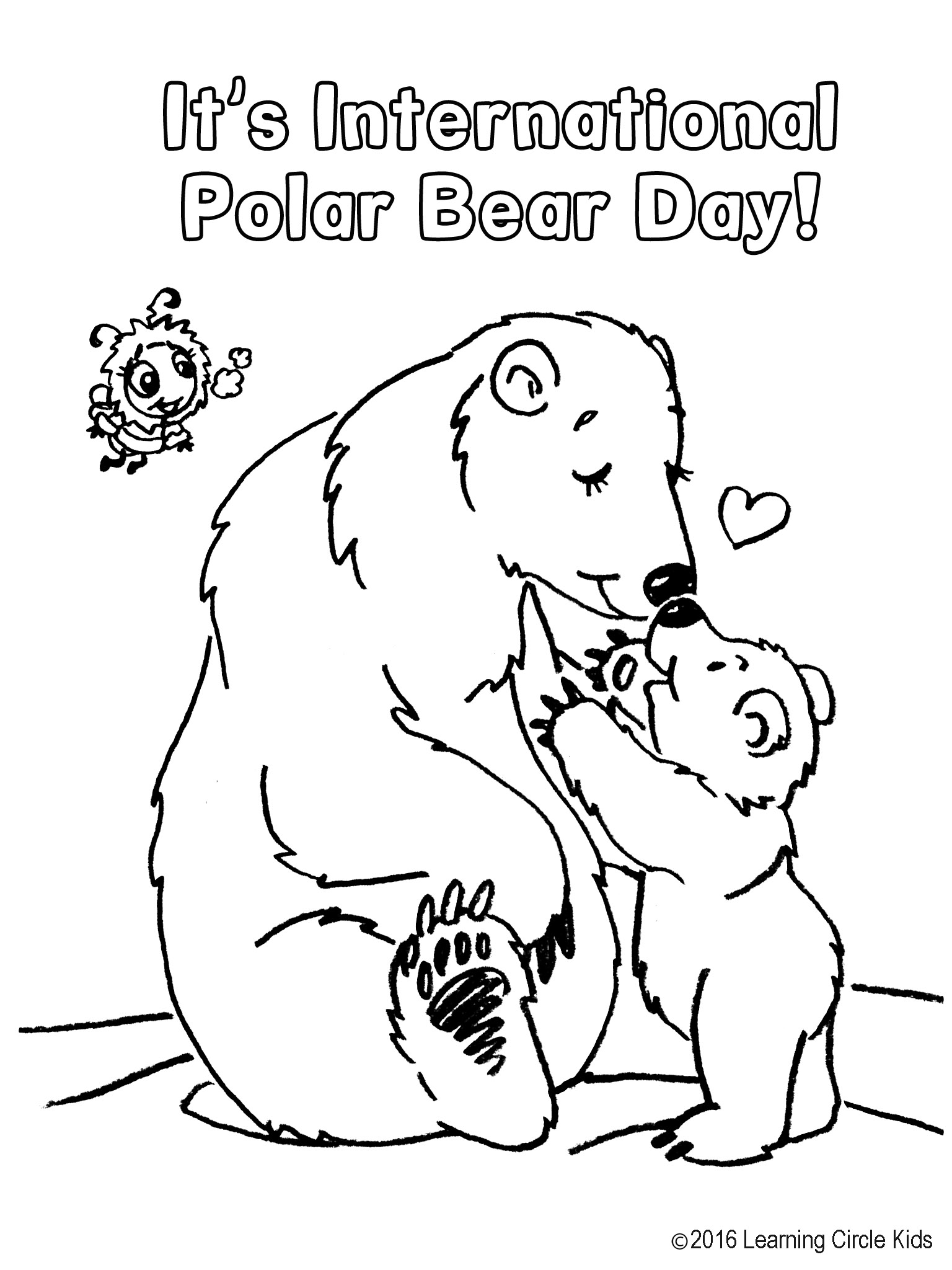 Lesson Guide Polar Bears And Penguins Slide